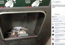 Metro Napoli, Linea 1: siringhe e sangue nei bagni