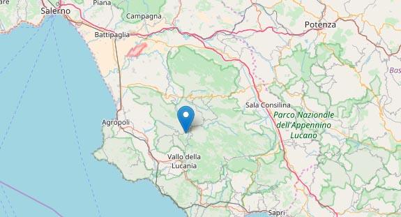 Terremoto oggi, Salerno: scossa avvertita dalla popolazione