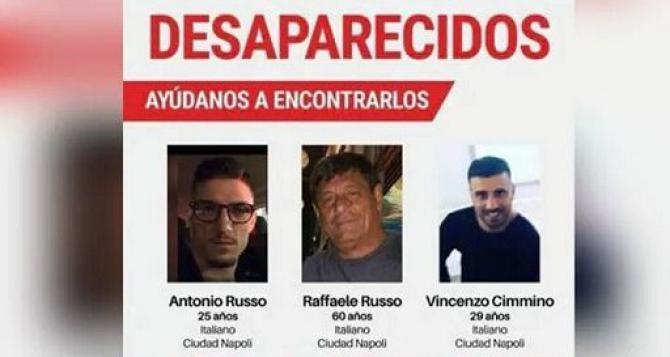 Tre napoletani scomparsi in Messico: venduti per pochi euro