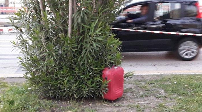 Valigia sospetta: scatta l'allarme bomba in Piazza Bovio