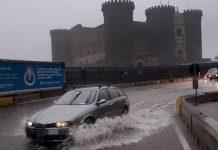 Allerta Meteo, Napoli: in arrivo forti temporali