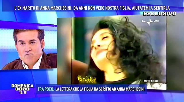 """Figlia di Anna Marchesini denuncia papà e la D'Urso, il gip: """"pochezza intellettuale"""