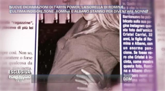 Romina Power smaschera la Lecciso: pioggia di insulti nei commenti