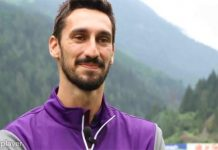 Davide Astori, l'ultimo messaggio all'amico su WhatsApp