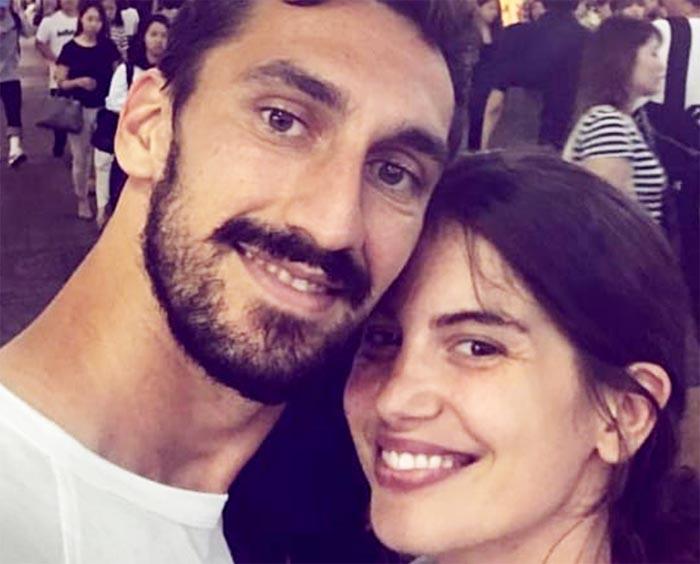 Francesca Fioretti, compagna di Davide Astori, resterà a Firenze