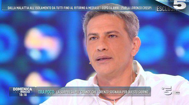 Lorenzo Crespi accusa Barbara D'Urso: