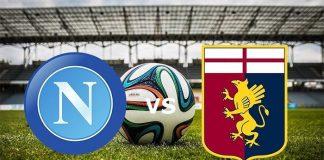 Match Napoli Genoa: come vedere la partita in Streaming