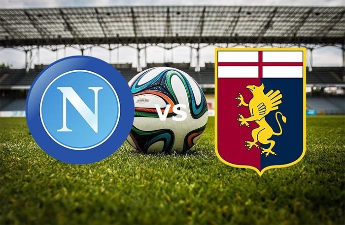 Match Napoli Genoa: come vedere la partita in Streaming