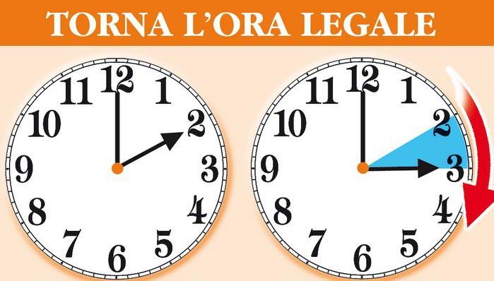 Ora legale 2018 quando scatta: dal 25 marzo un'ora di sonno in meno