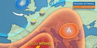 Previsioni meteo Napoli: in arrivo l'ondata di calore che scalda anche il cuore