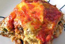 Ricetta della parmigiana di carciofi alla napoletana
