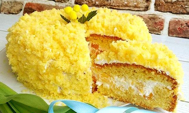 Ricetta della torta mimosa napoletana: dolce simbolo dell'8 marzo