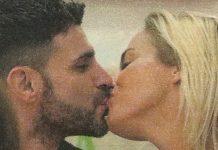 Sonia Bruganelli bacia un altro: è crisi con Paolo Bonolis?