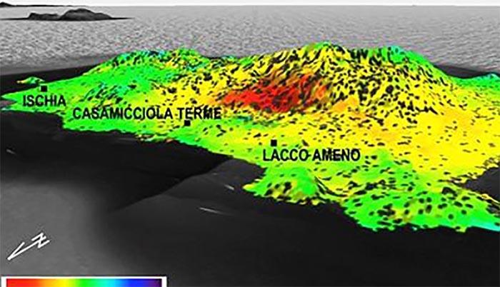 Terremoto oggi, Ischia: un'altra scossa di lieve intesità
