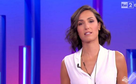 """Caterina Balivo a """"Detto Fatto"""": """"Non parlerò più di Al Bano, Romina Power e Loredana Lecciso"""""""