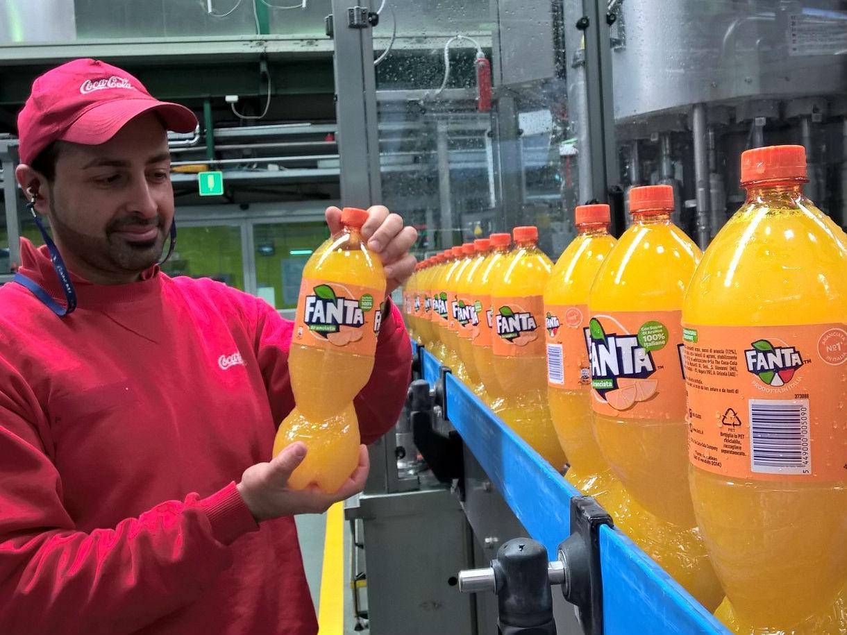 Fanta, l'aranciata più famosa è stata inventata in Campania