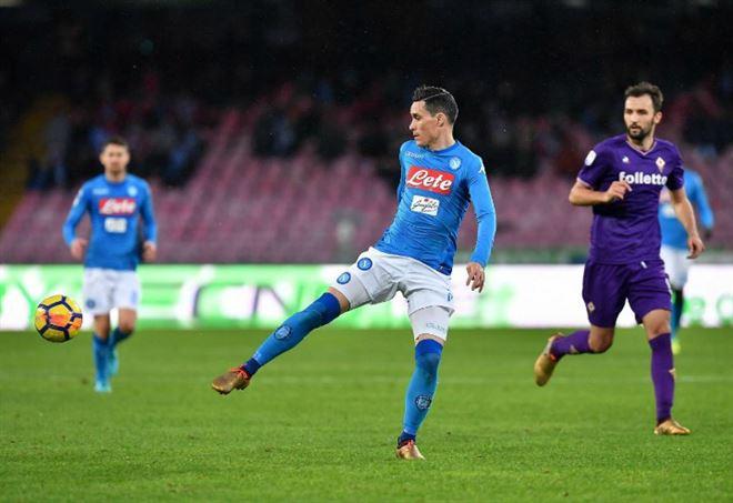 Serie A, Fiorentina Napoli: il bel gesto degli azzurri
