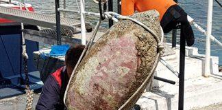Golfo di Napoli: ritrovata un'anfora di 2000 anni fa