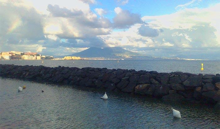 Meteo Napoli: il sole sta per rientrare, ritornano le piogge