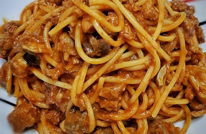Ricetta vermicelli con soffritto napoletano: un'esplosione di sapori