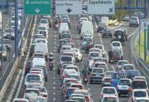 Tangenziale di Napoli chiusa: lavori in corso martedì 17 aprile