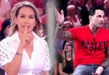 """Fabrizio Corona vs Barbara D'Urso: """"Mio padre ti ha dato popolarità"""""""