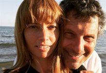 Carlotta Mantovan, dimagrita e pensosa senza il suo Fabrizio Frizzi