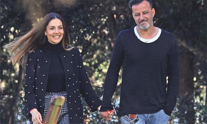 Kikò Nalli, ex di Tina Cipollari, ha una nuova compagna: Myr Garrido