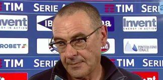 Maurizio Sarri, l'intervista a Sky risuona come una dichiarazione d'amore al Napoli