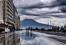Meteo Napoli: maltempo persiste ed è in arrivo Scipione