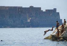 Meteo Napoli: l'estate non è ancora arrivata ed è già caldo record