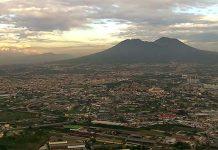 Meteo Napoli: il ciclone si abbatte con violenti temporali