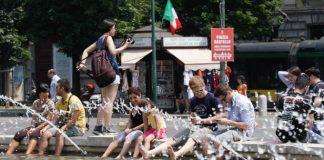 Meteo Napoli, caldo bollente: in arrivo 3 settimane roventi