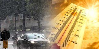 Previsioni meteo: temporali al Nord e caldo infernale al Sud