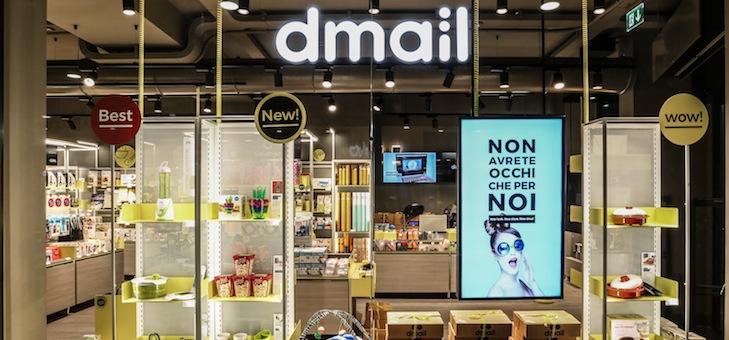 Dmail apre la Vomero: il negozio delle idee utili e introvabili