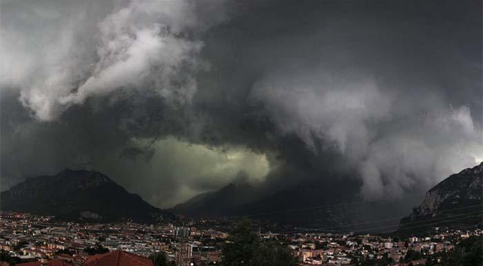 Meteo Napoli: calo di temperature e piogge in arrivo