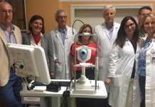 Tomografo al Santobono, il primo al Sud per diagnosi di malattie oculari