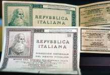 Reggio Emilia: nella sua cantina 94enne trova buoni del tesoro di grande valore