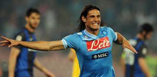 Edison Cavani al Napoli: i primi indizi su Instagram