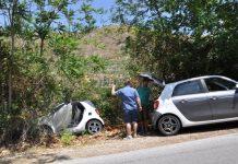 Incidente a Ischia: nell'impatto feriti tre giovani