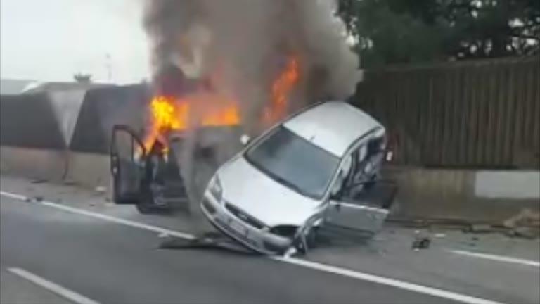 Incidente stradale nel salernitano: morto motociclista tedesco