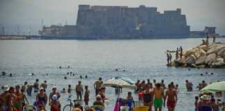 Meteo Napoli: Caronte porta il caldo, quello vero