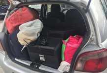 Torre del Greco: vivono in auto con una bambina di 3 anni
