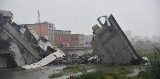 """Crollo del ponte a Genova, Salvini: """"Accerteremo i responsabili"""""""