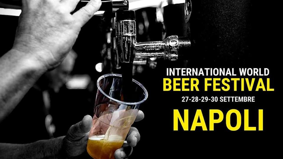 "Napoli arriva l'imperdibile ""International World Beer Festival"""