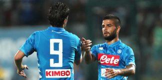 Serie A, 18 agosto: ecco come guardare gratis Lazio Napoli