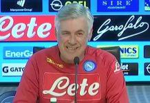"""Carlo Ancelotti: """"Sono ritornato in Italia solo per Napoli"""""""