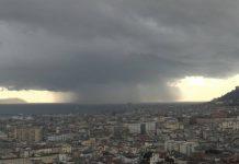 Meteo Napoli: settembre inizia all'insegna della pioggia