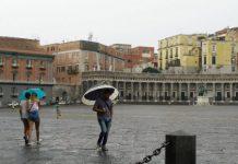 Meteo Napoli: in arrivo altro forte temporale estivo