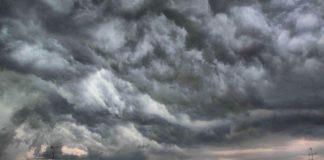 Meteo Napoli, temporali e maltempo nei weekend di agosto
